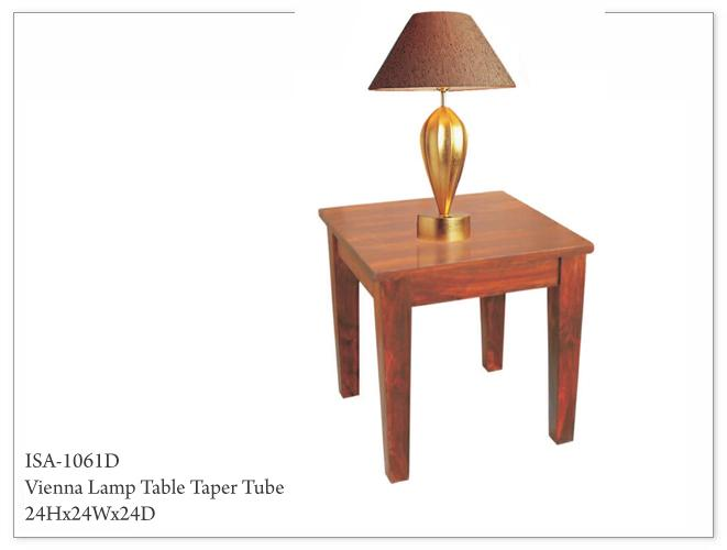Morris Home Furnishings Morris Home Furnishings South Africa End Table - Item Number: ISA-1061D