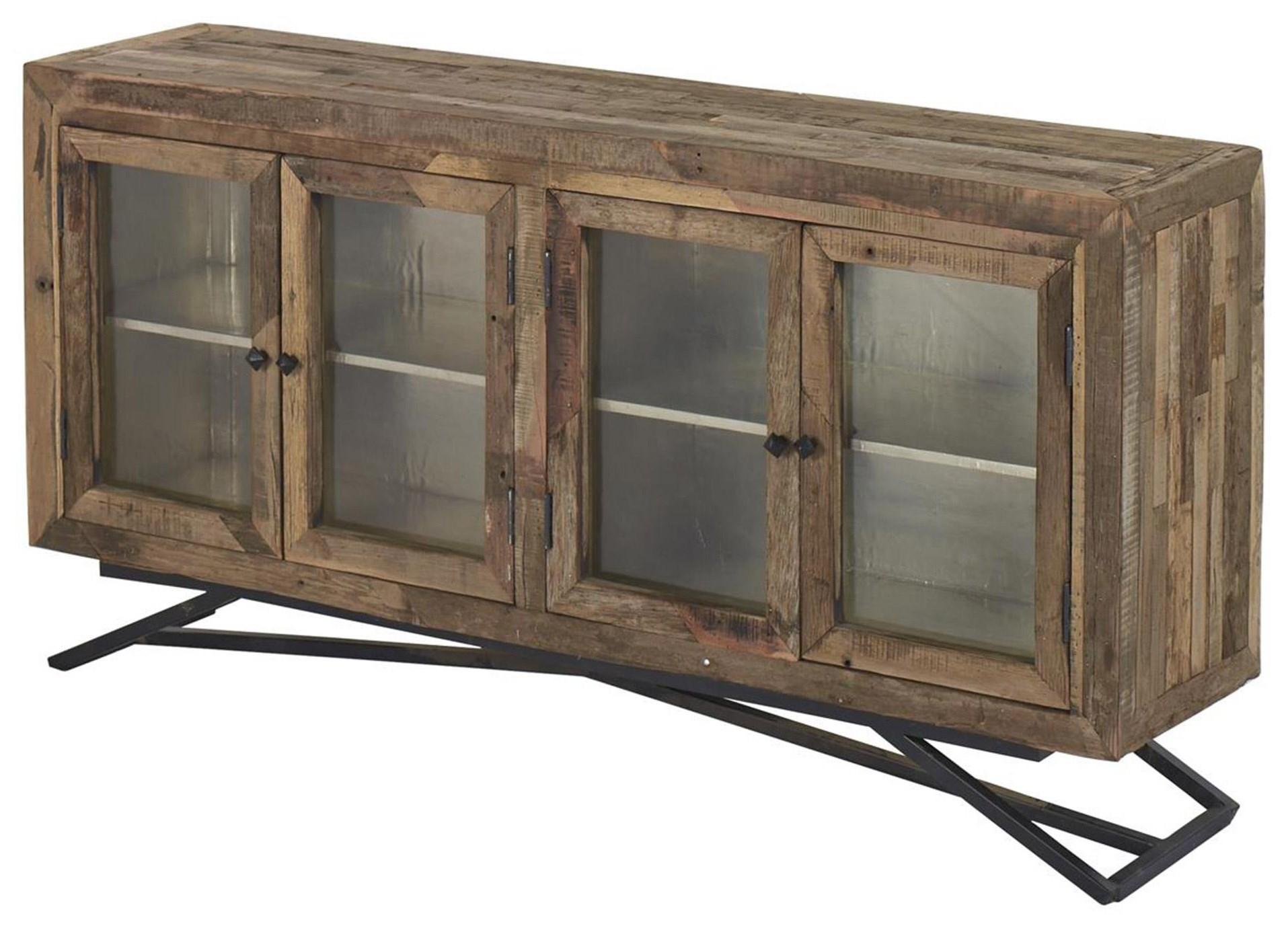 Minerva 4 Door Cabinet