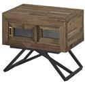 Jaipur Furniture Artisanal Alchemy Luther Lamp Table - Item Number: ARA-9126