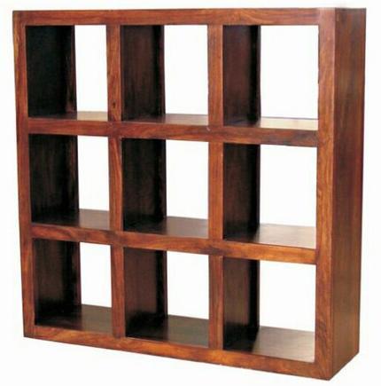 Jaipur Furniture Dakota Range Display Unit - Item Number: ISA 1087