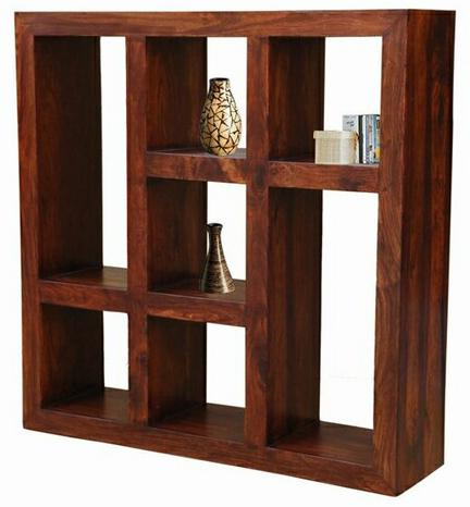 Morris Home Furnishings Togo Togo Wall Display Unit - Item Number: ISA 1088