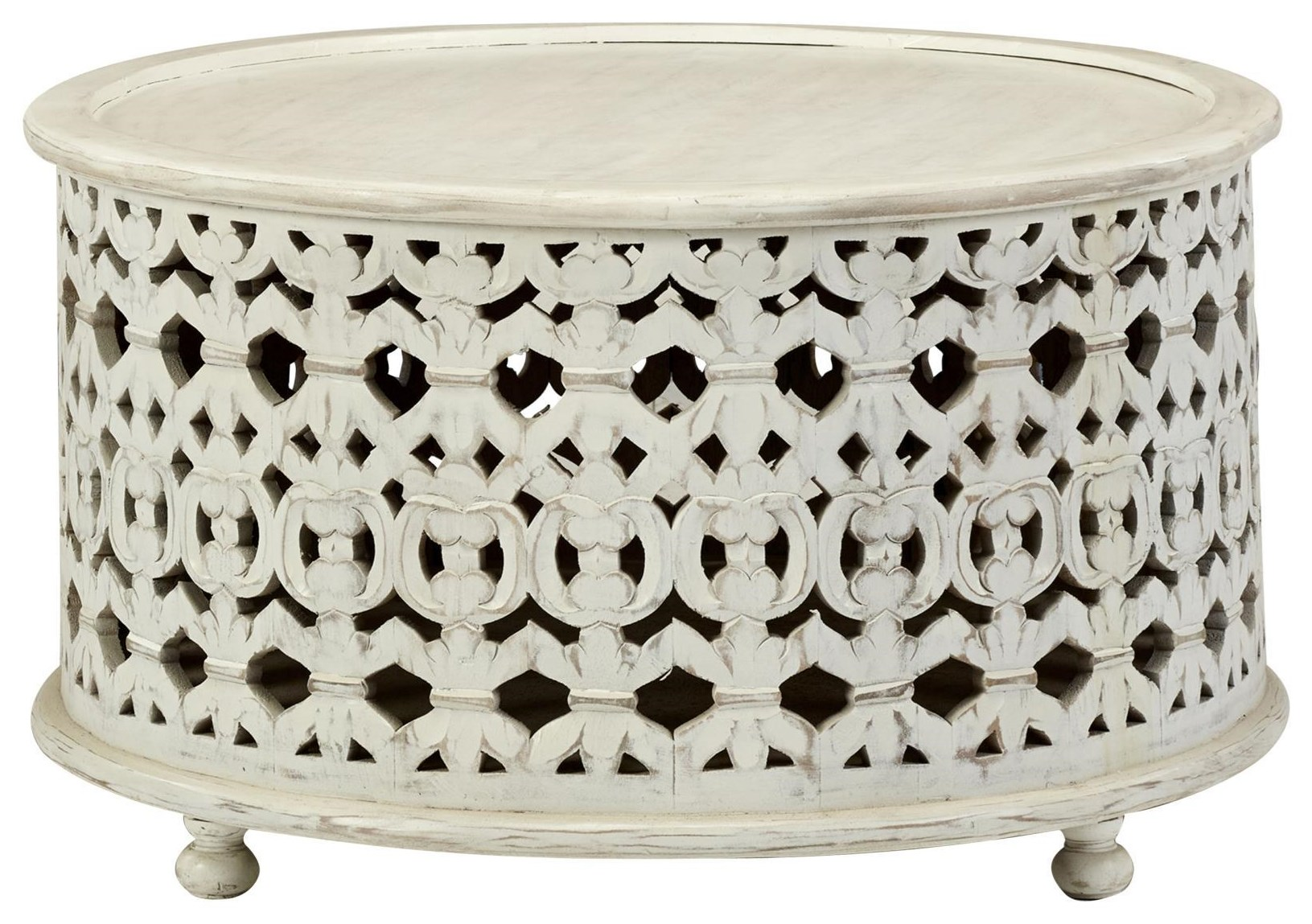 Marguerite Round Coffee Table