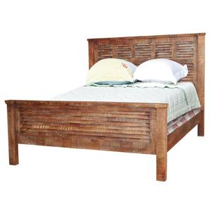 Jaipur Furniture Guru Queen Shutter Bed
