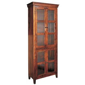 Jaipur Furniture Monsoon Glass Cabinet