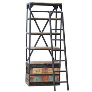 Morris Home Furnishings Menteca Menteca Bookcase