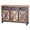 Warehouse M NRC Sideboard - Item Number: NRC-70279