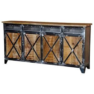 Warehouse M NRC Sideboard