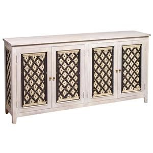 Devon 4 Door Sideboard