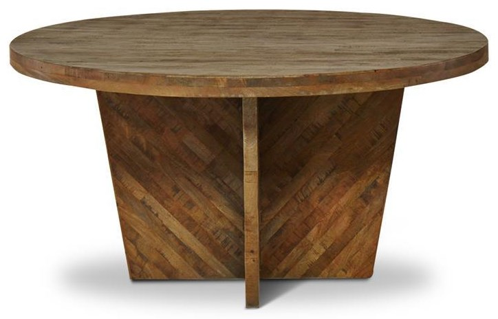 Natural Viewpoint Dining Table