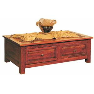 Jaipur Furniture Vienna Coffee Table 4 Drawer