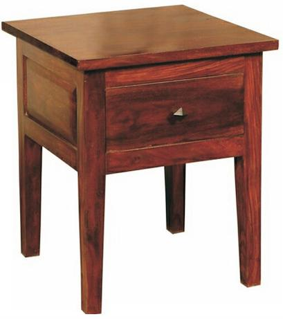 Morris Home Furnishings Morris Home Furnishings Tunisia End Table - Item Number: ISA-1120D