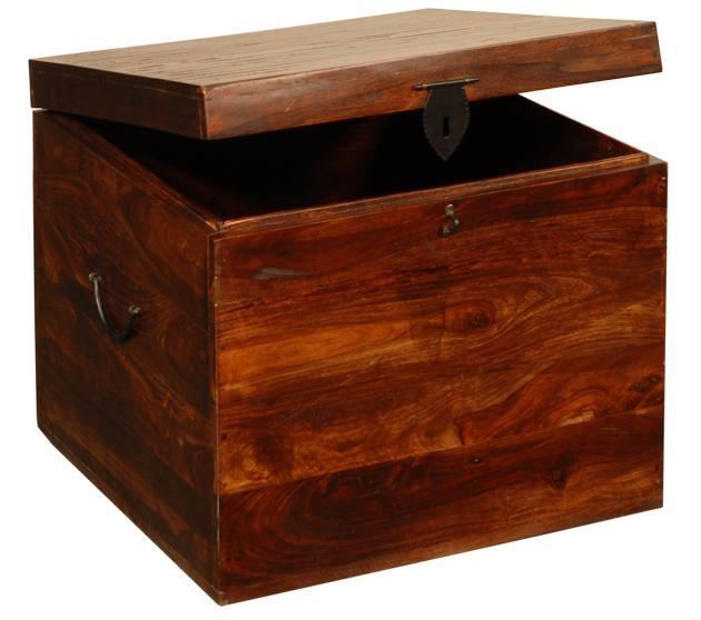 Morris Home Furnishings Morris Home Furnishings Uganda Storage Trunk - Item Number: ISA-1126
