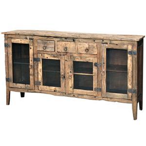 Jaipur Furniture Vintage London Jumbo Sideboard