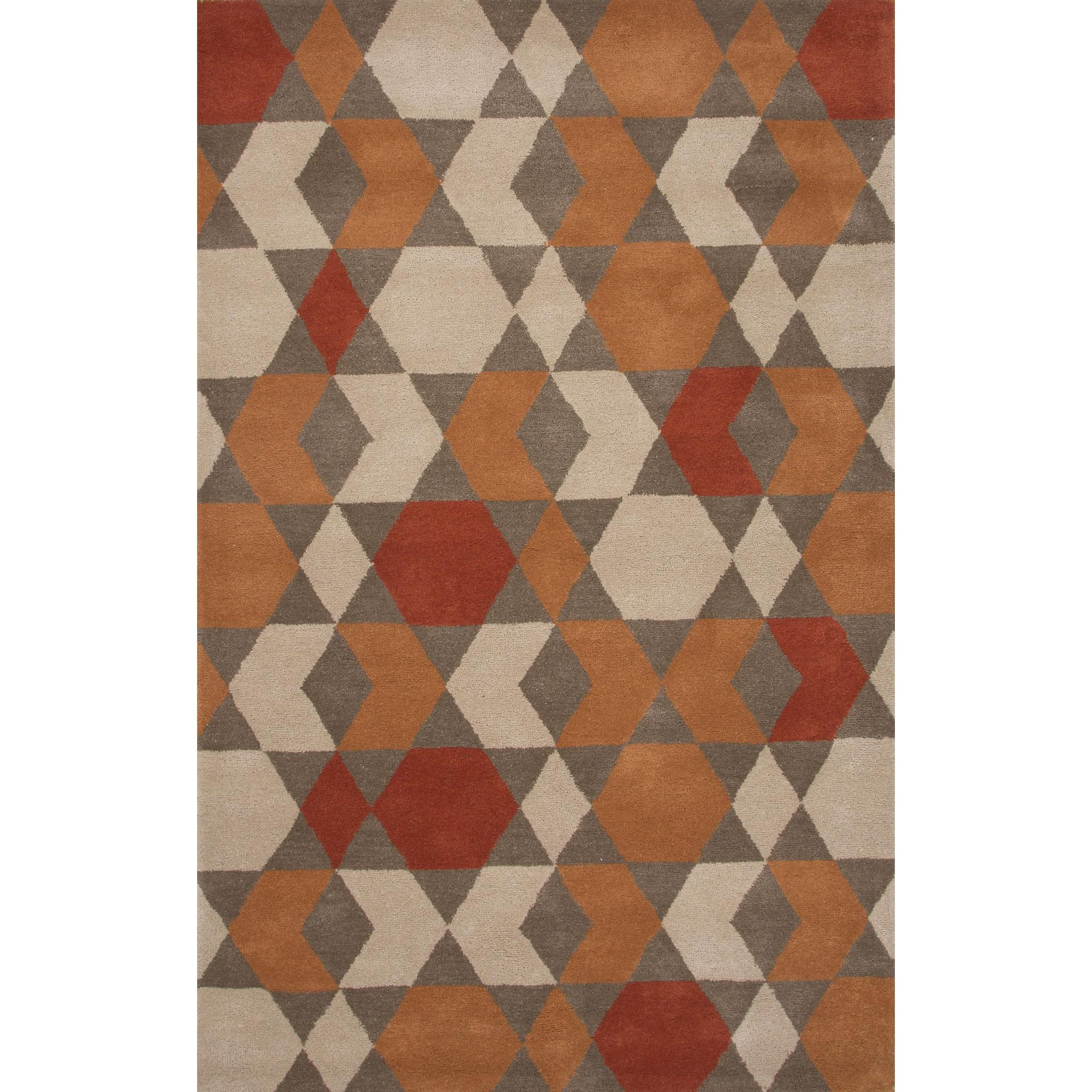 JAIPUR Rugs Aztec 5 x 8 Rug - Item Number: RUG120348