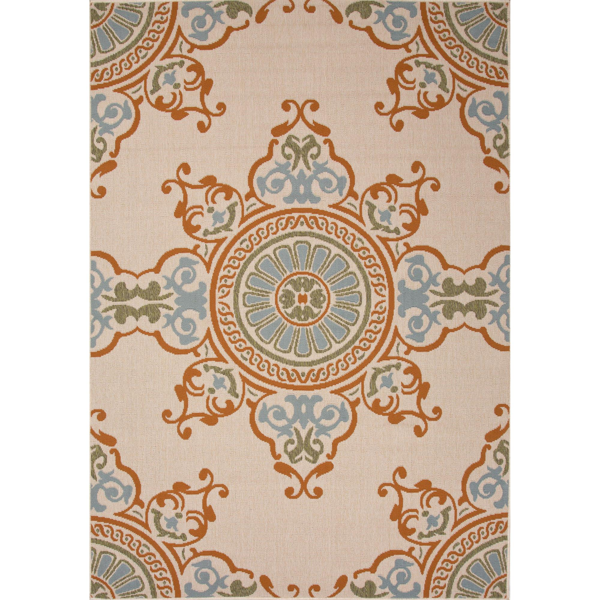 JAIPUR Rugs Bloom 4 x 5.3 Rug - Item Number: RUG121677