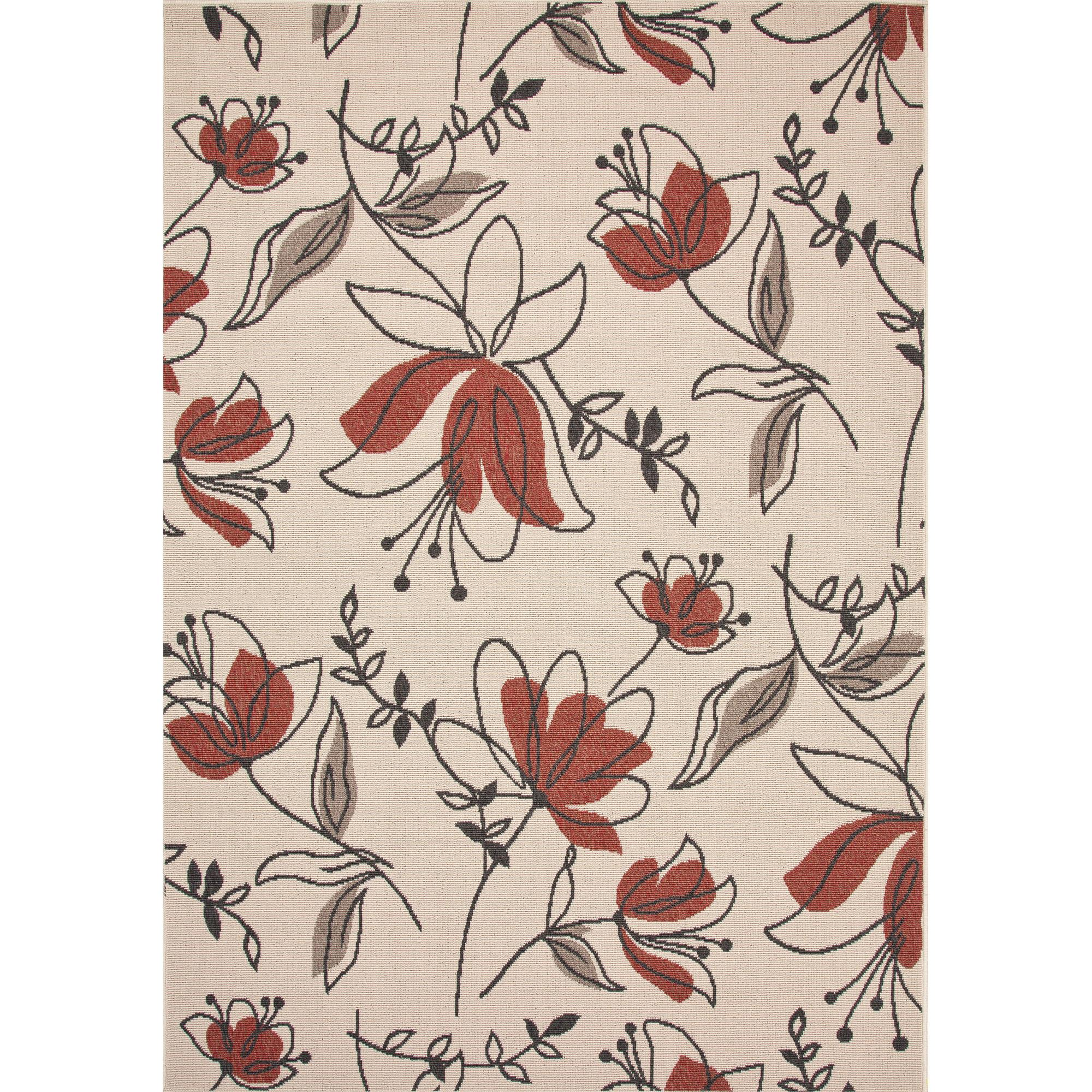 JAIPUR Rugs Bloom 4 x 5.3 Rug - Item Number: RUG121914