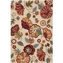 JAIPUR Rugs Blossom 7.6 x 9.6 Rug - Item Number: RUG122579