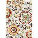 JAIPUR Rugs Blossom 7.6 x 9.6 Rug - Item Number: RUG122606