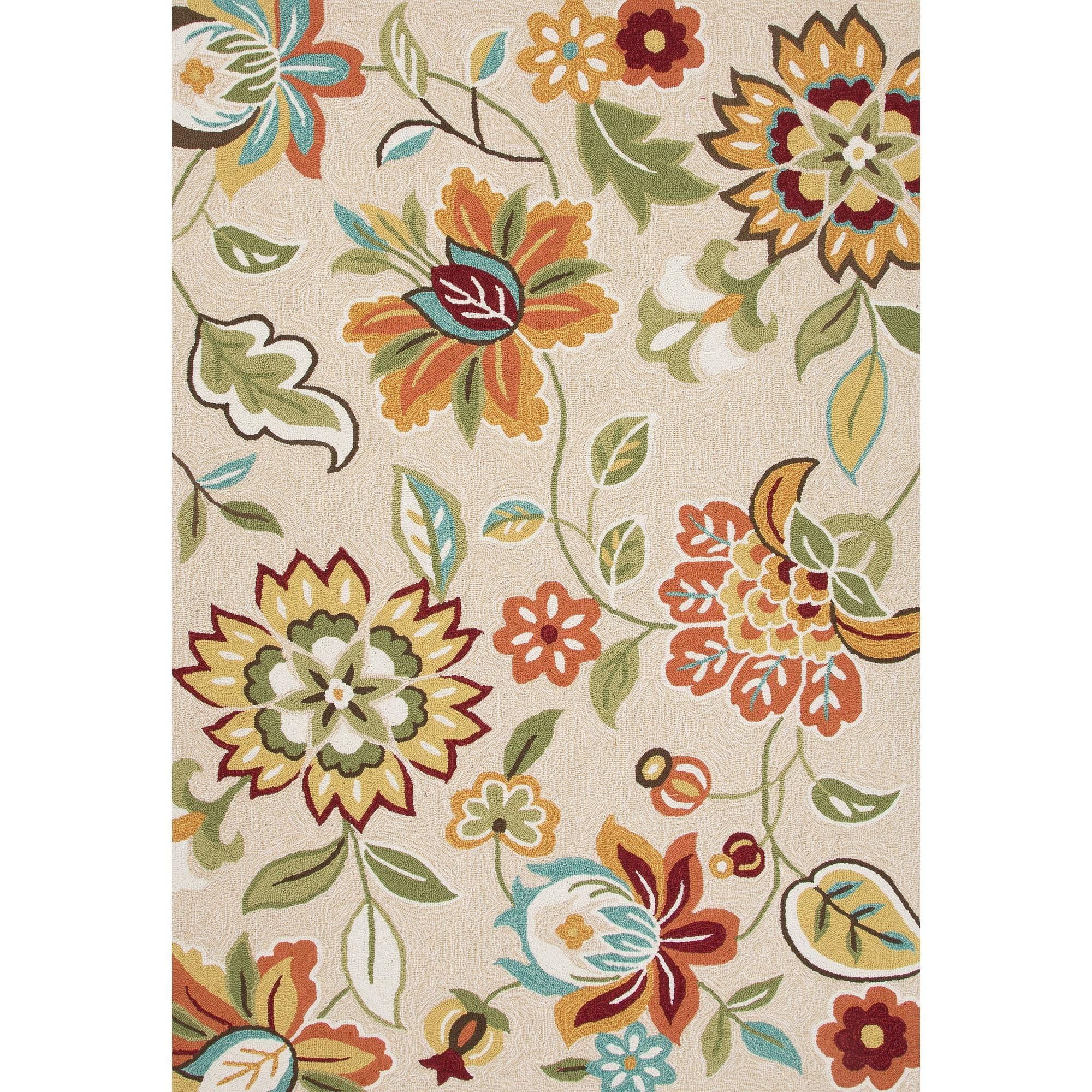 JAIPUR Rugs Blossom 7.6 x 9.6 Rug - Item Number: RUG122610
