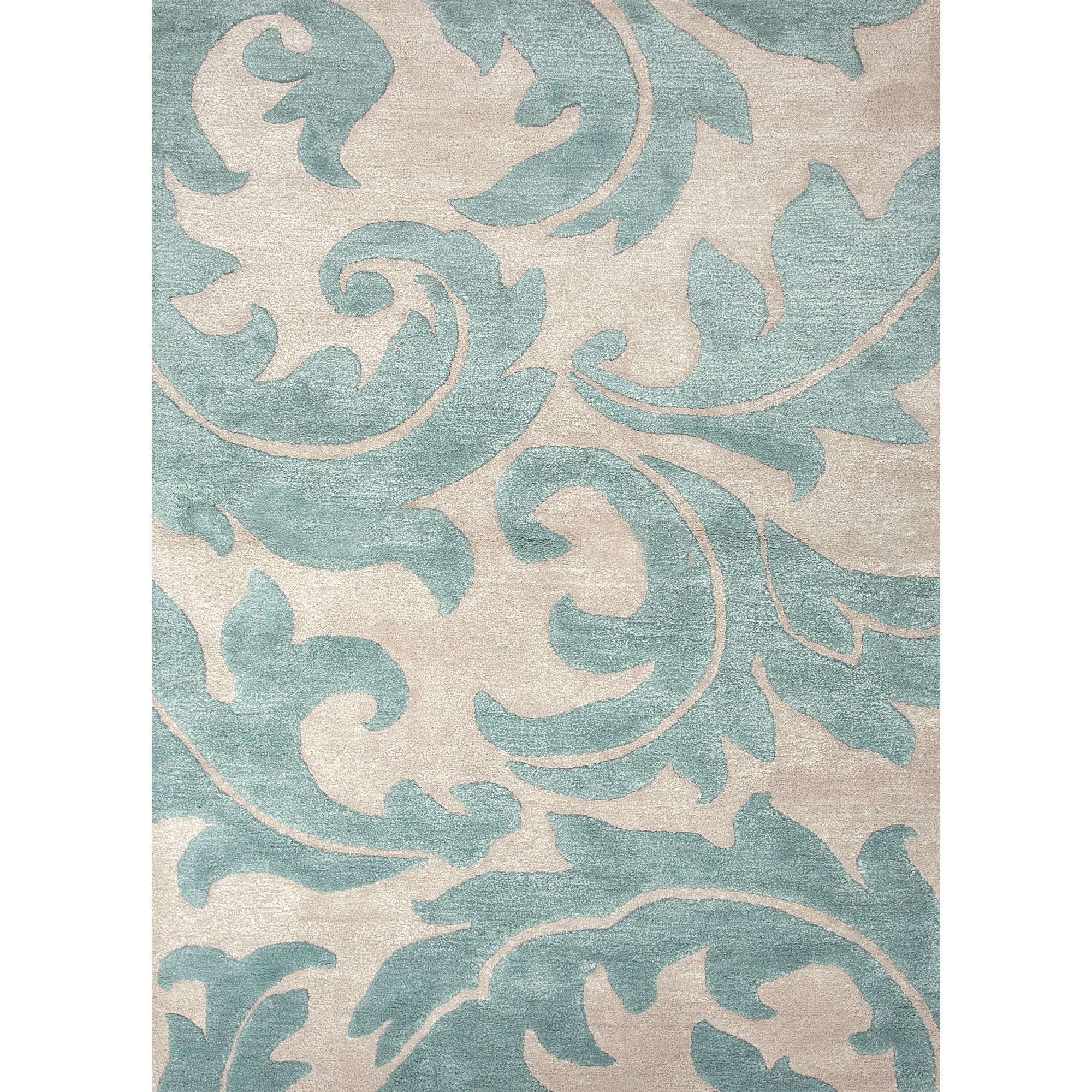 JAIPUR Rugs Blue 5 x 8 Rug - Item Number: RUG100622