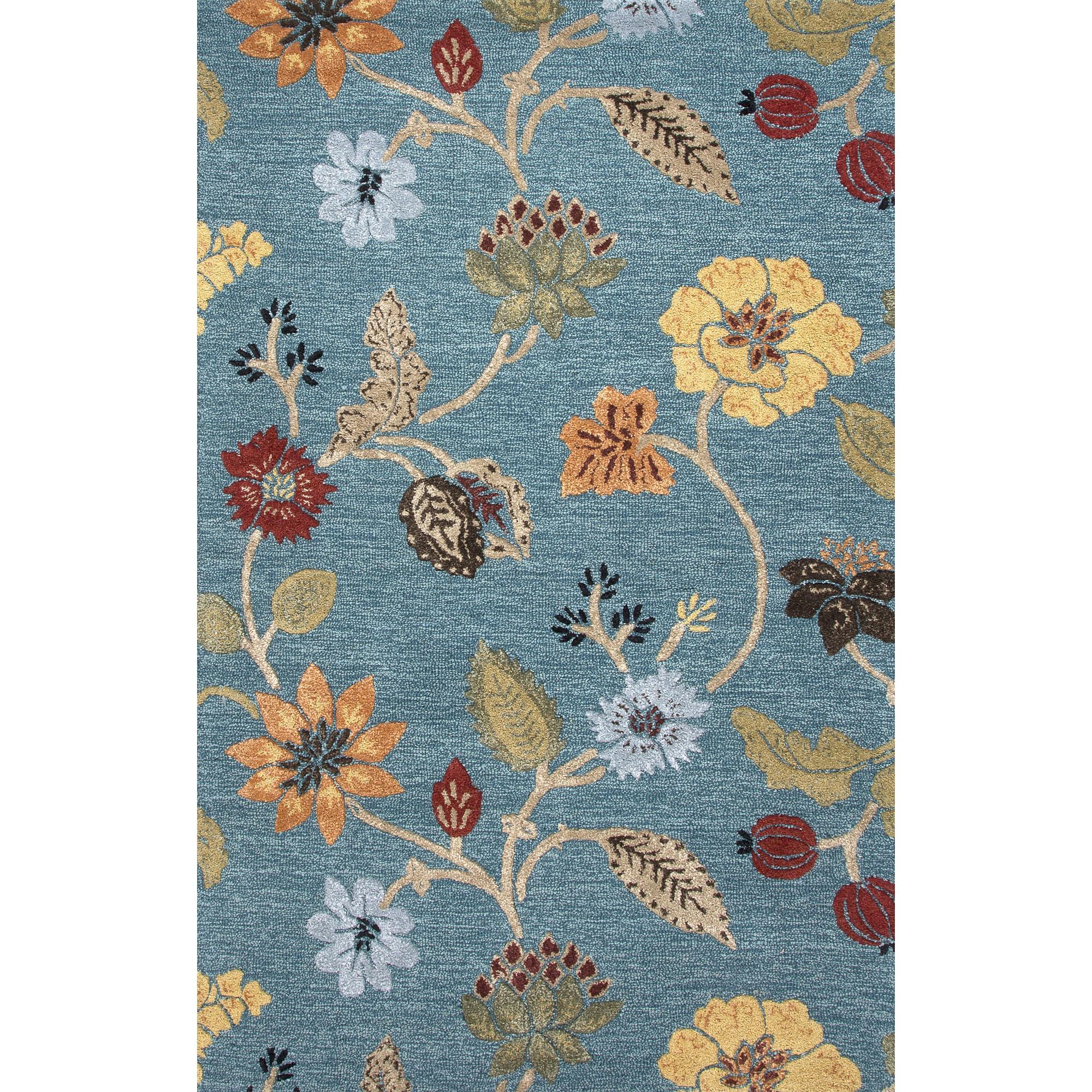 JAIPUR Rugs Blue 8 x 10 Rug - Item Number: RUG117990