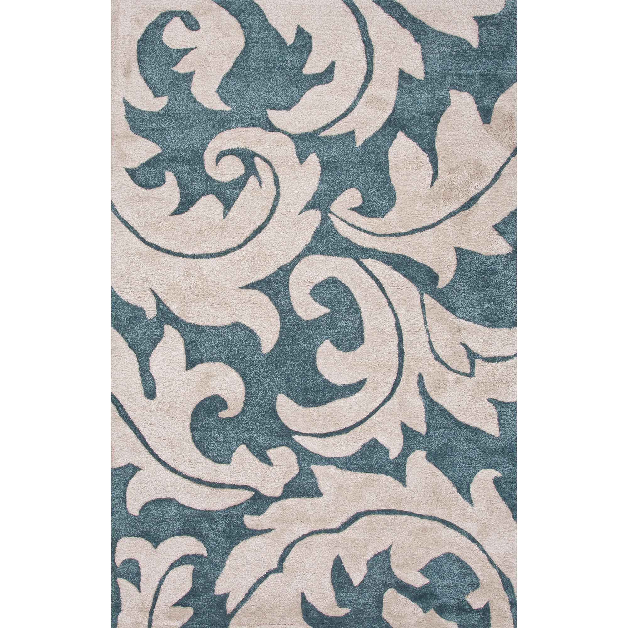 JAIPUR Rugs Blue 8 x 10 Rug - Item Number: RUG121249