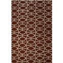 JAIPUR Rugs City 3.6 x 5.6 Rug - Item Number: RUG124611