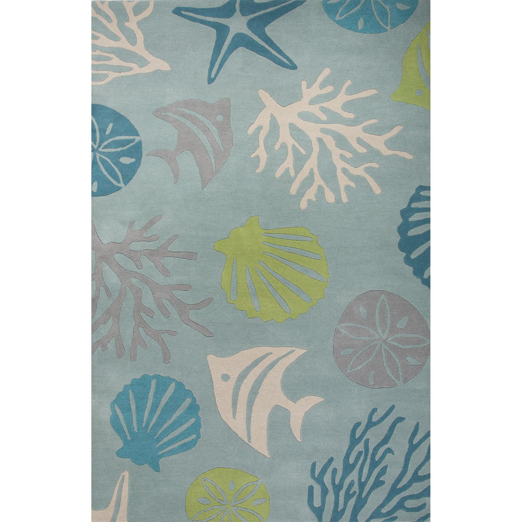 JAIPUR Rugs Coastal Seaside 3.6 x 5.6 Rug - Item Number: RUG122883