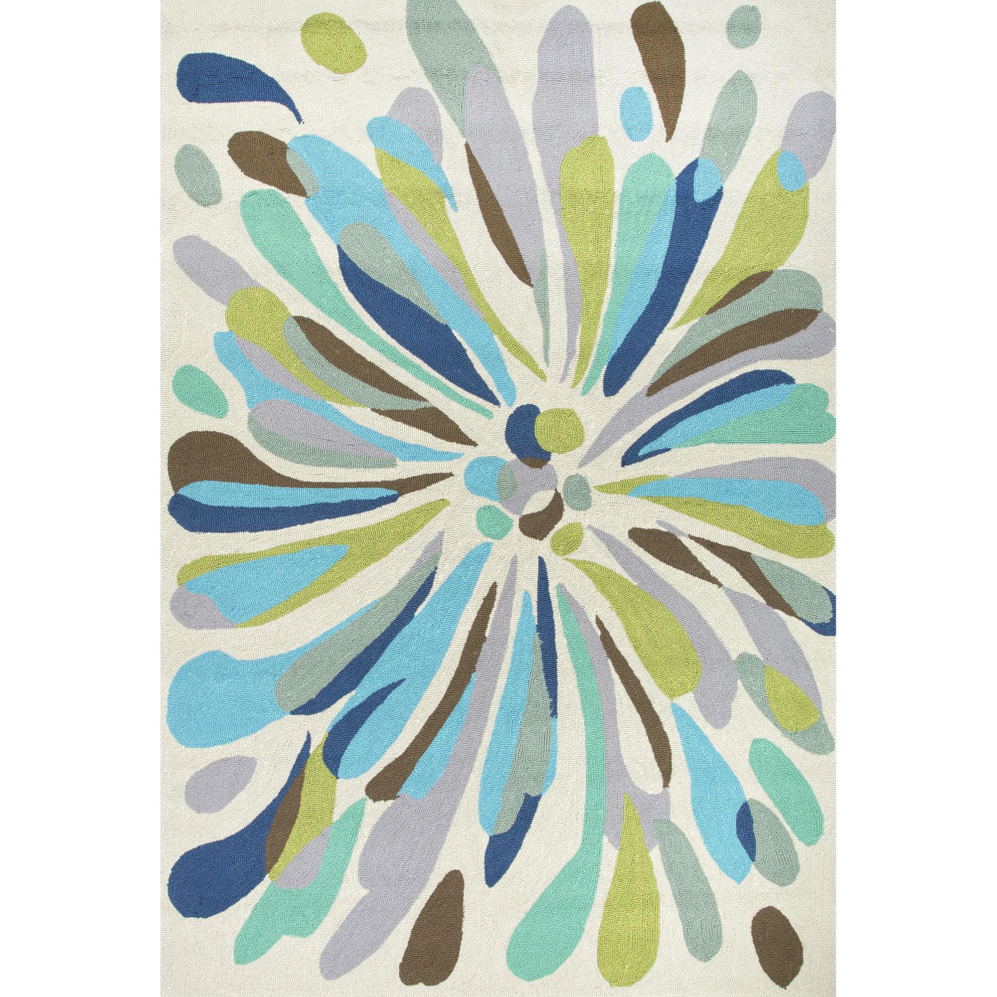 JAIPUR Rugs Colours 7.6 x 9.6 Rug - Item Number: RUG116446