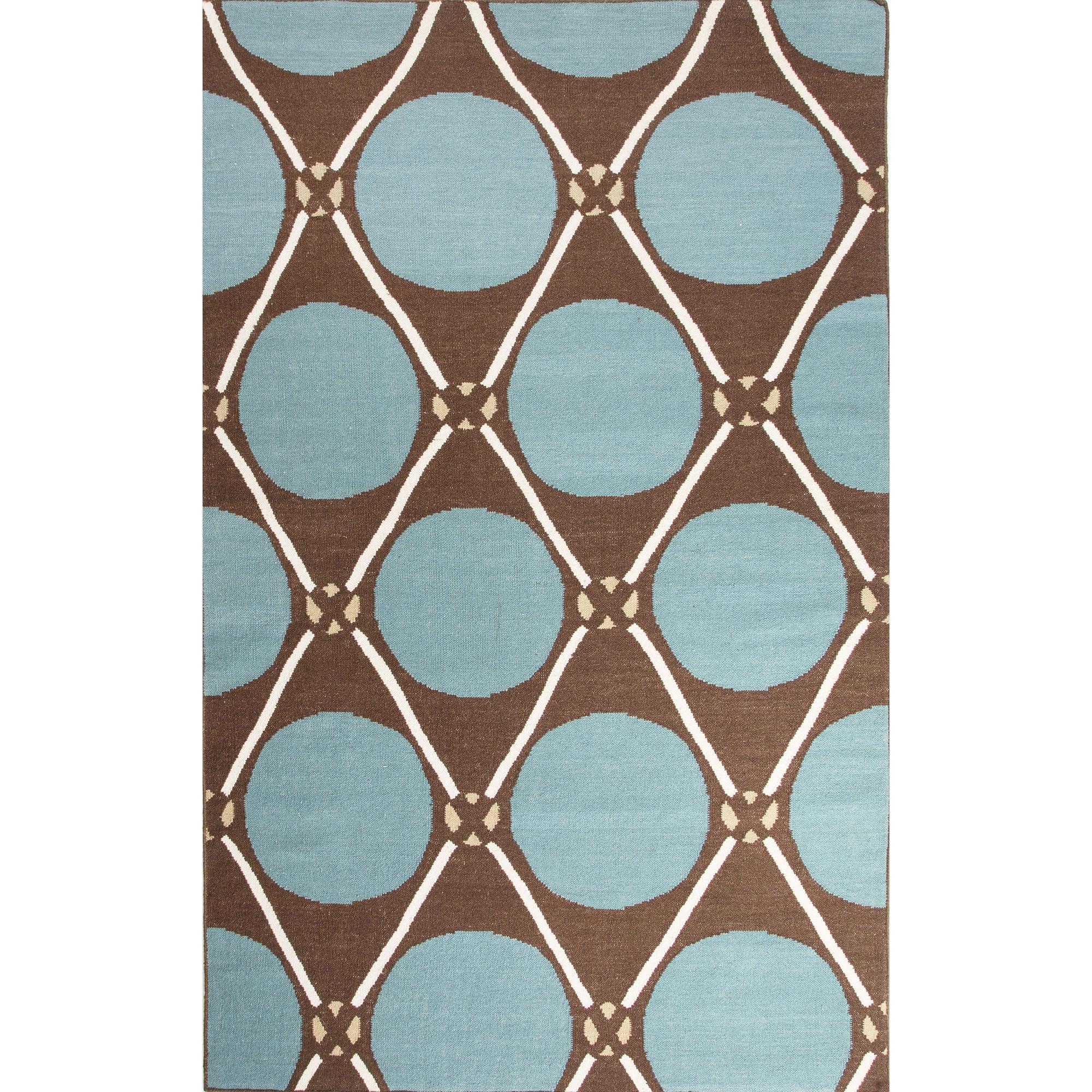 JAIPUR Rugs En Casa By Luli Sanchez Flat-weave 5 x 8 Rug - Item Number: RUG115913