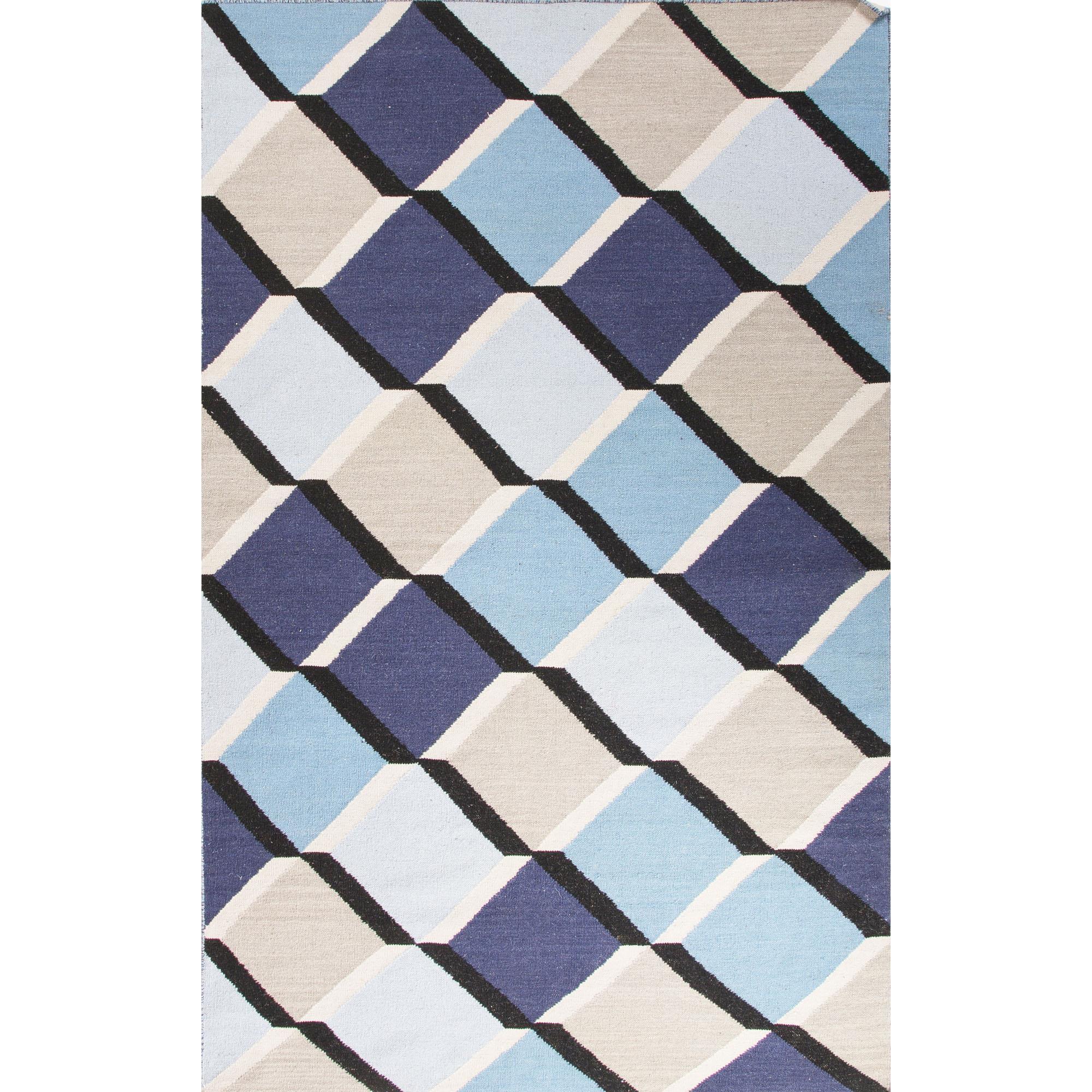 JAIPUR Rugs En Casa By Luli Sanchez Flat-weave 5 x 8 Rug - Item Number: RUG115926