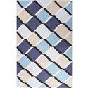 JAIPUR Rugs En Casa By Luli Sanchez Flat-weave 8 x 11 Rug - Item Number: RUG117169