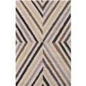 JAIPUR Rugs En Casa By Luli Sanchez Tufted 5 x 8 Rug - Item Number: RUG115646