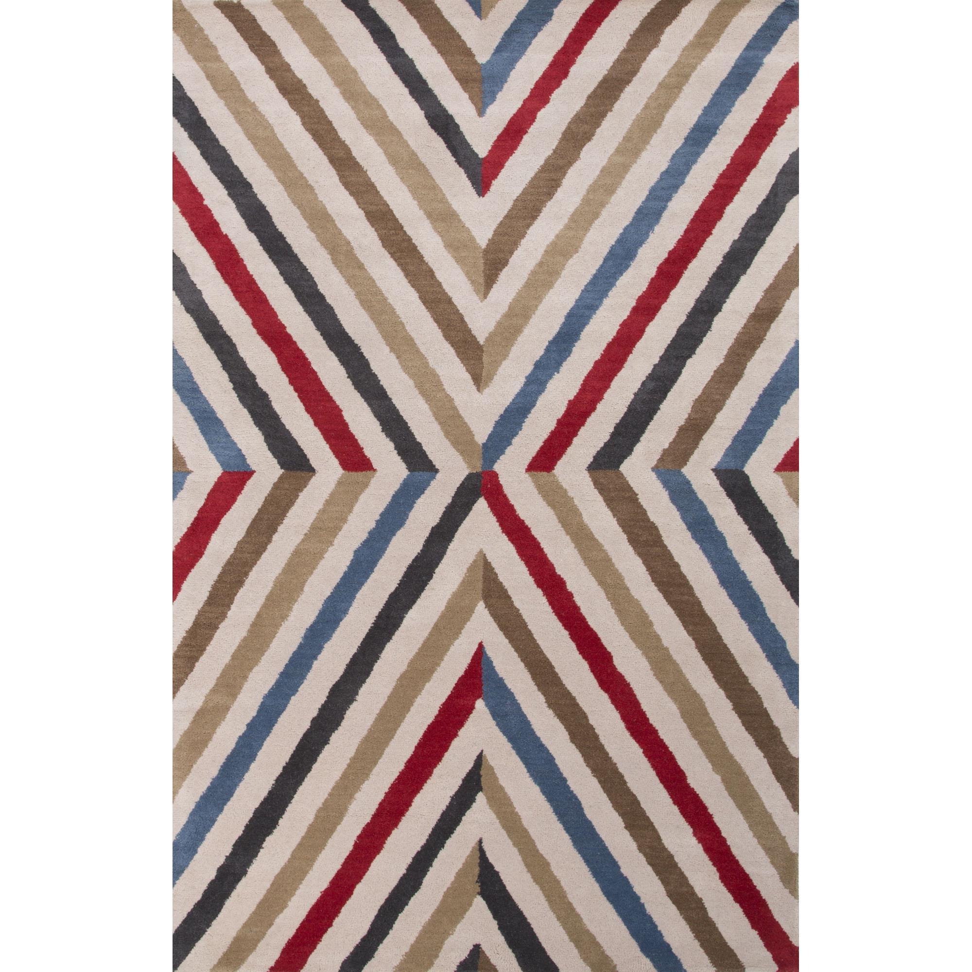 JAIPUR Rugs En Casa By Luli Sanchez Tufted 5 x 8 Rug - Item Number: RUG115647