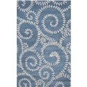 JAIPUR Living En Casa By Luli Sanchez Tufted 5 x 8 Rug - Item Number: RUG116037