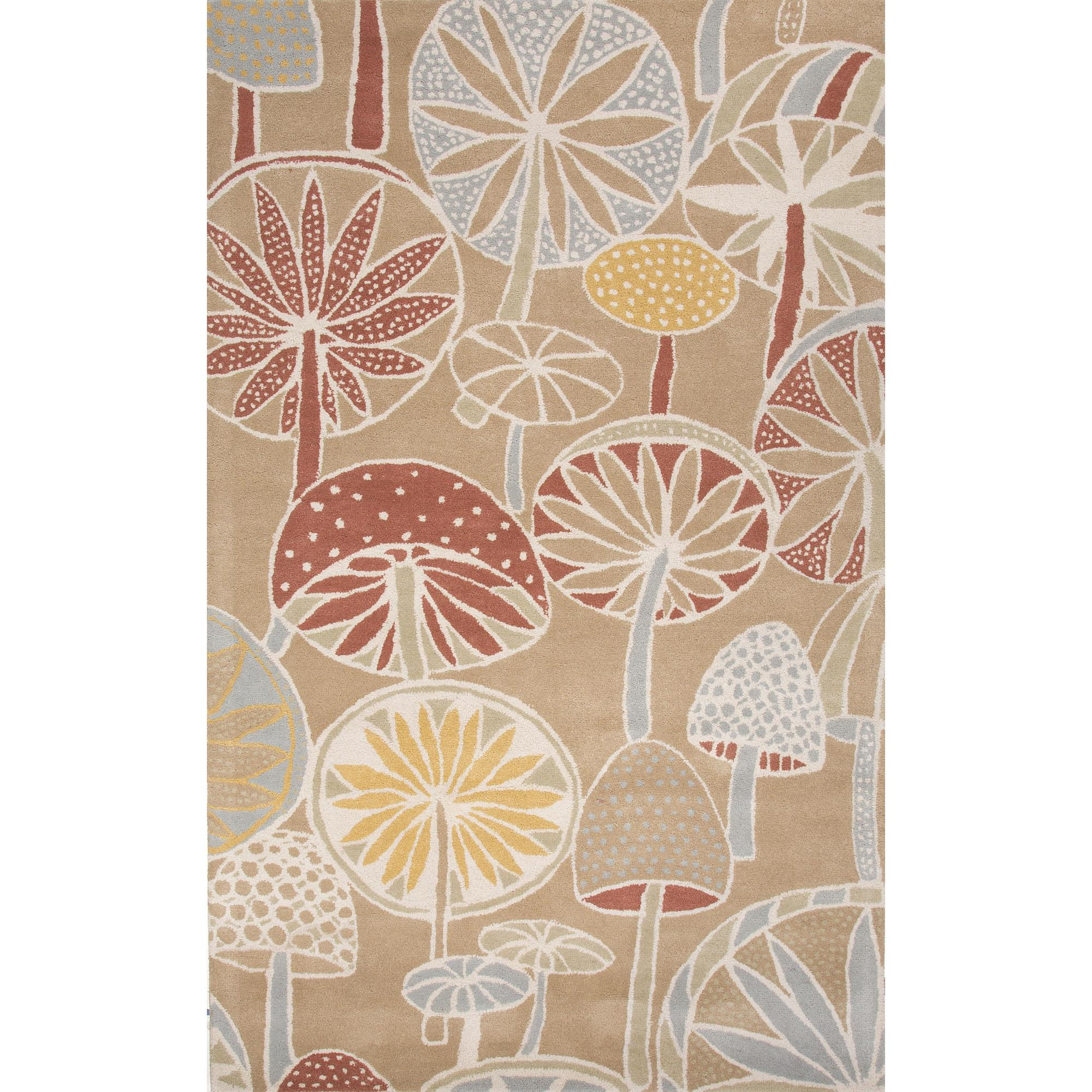 JAIPUR Rugs En Casa By Luli Sanchez Tufted 5 x 8 Rug - Item Number: RUG116041