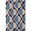 JAIPUR Rugs En Casa By Luli Sanchez Tufted 8 x 11 Rug - Item Number: RUG116791