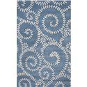 JAIPUR Rugs En Casa By Luli Sanchez Tufted 8 x 11 Rug - Item Number: RUG118124