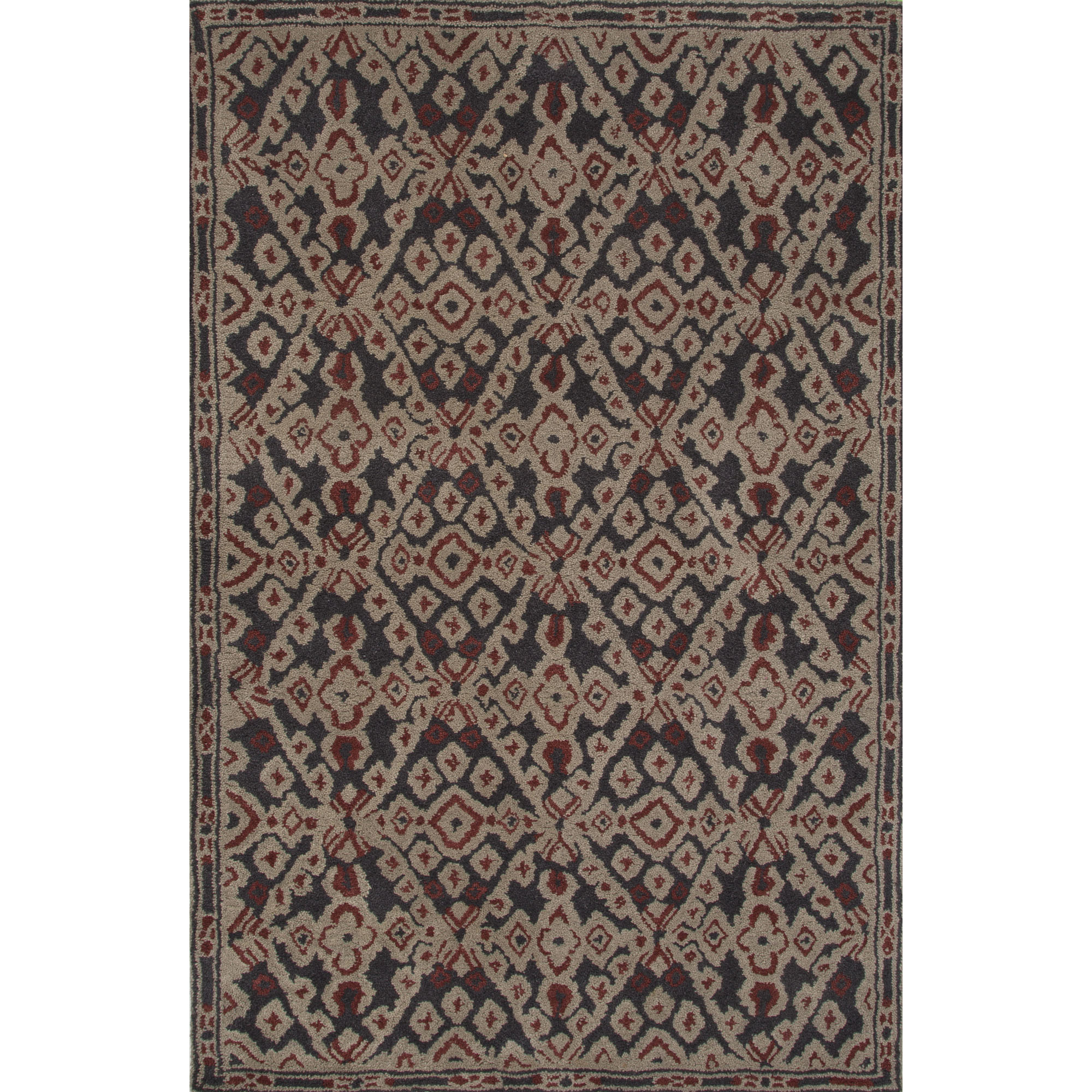 JAIPUR Rugs Traditions Made Modern Tufted 5 x 8 Rug - Item Number: RUG121360