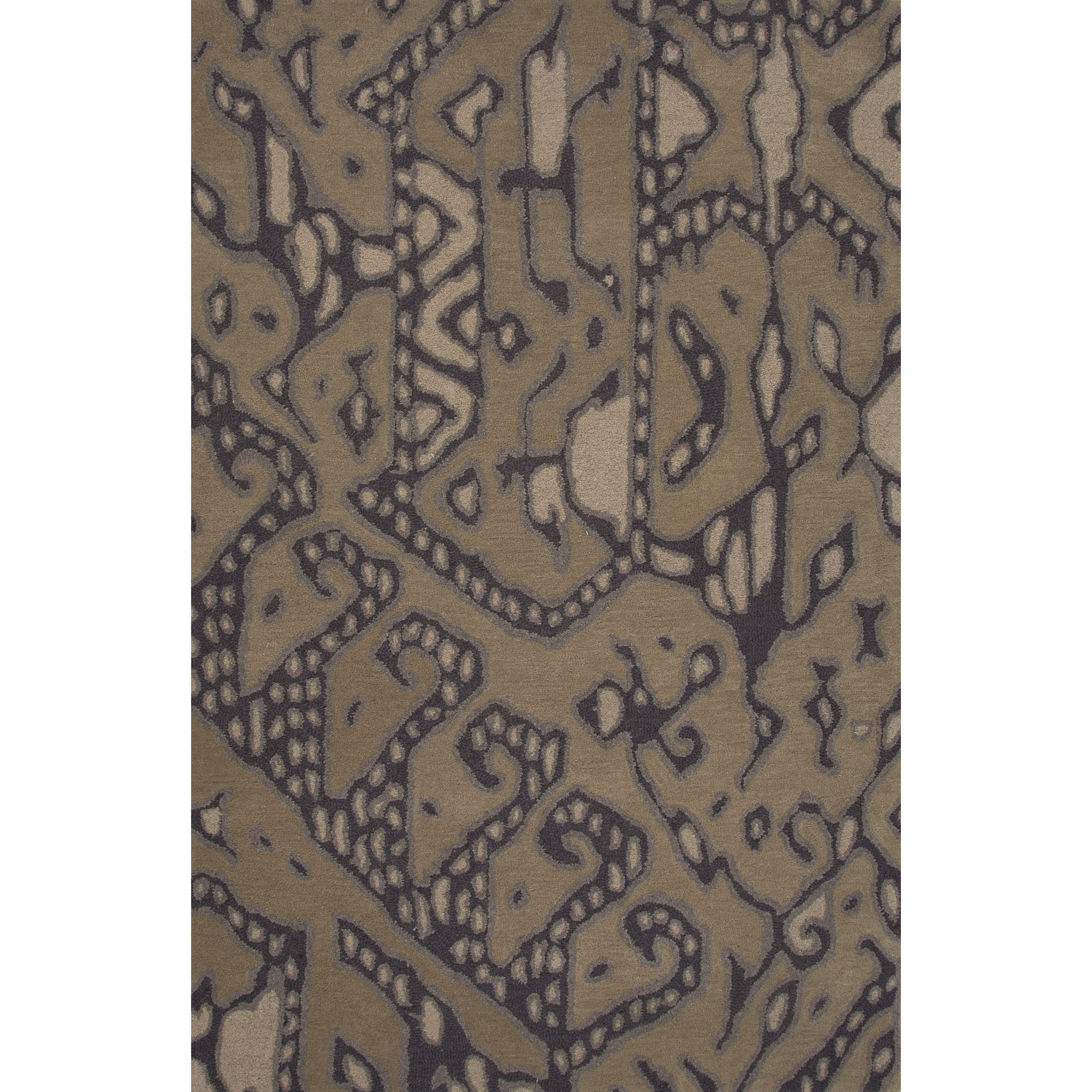 JAIPUR Rugs Traditions Made Modern Tufted 5 x 8 Rug - Item Number: RUG121363