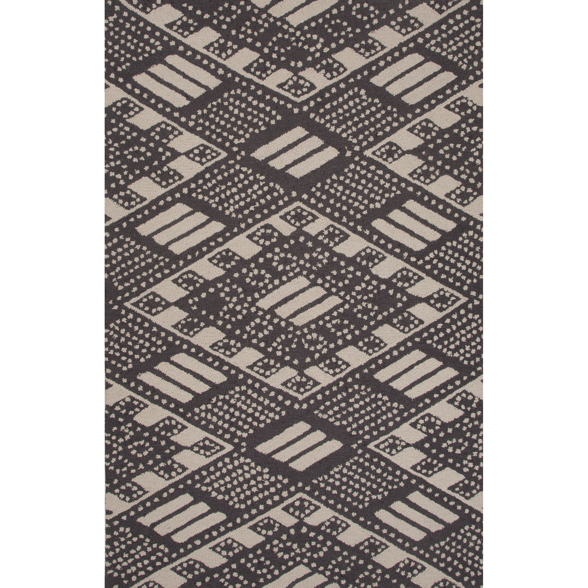 JAIPUR Rugs Traditions Made Modern Tufted 5 x 8 Rug - Item Number: RUG121391
