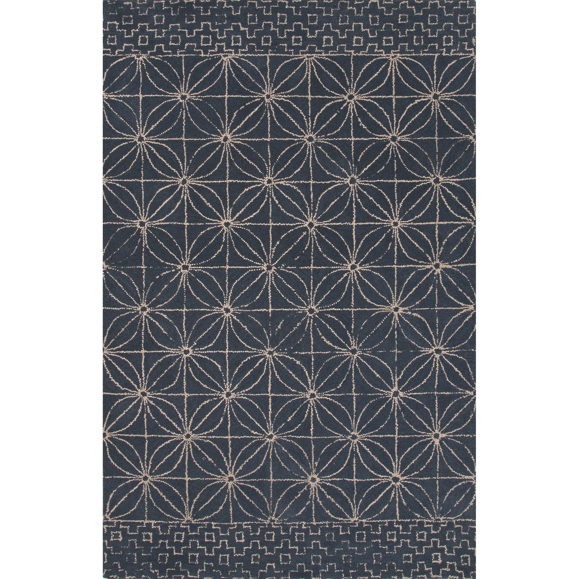 JAIPUR Rugs Traditions Made Modern Tufted 8 x 11 Rug - Item Number: RUG122191