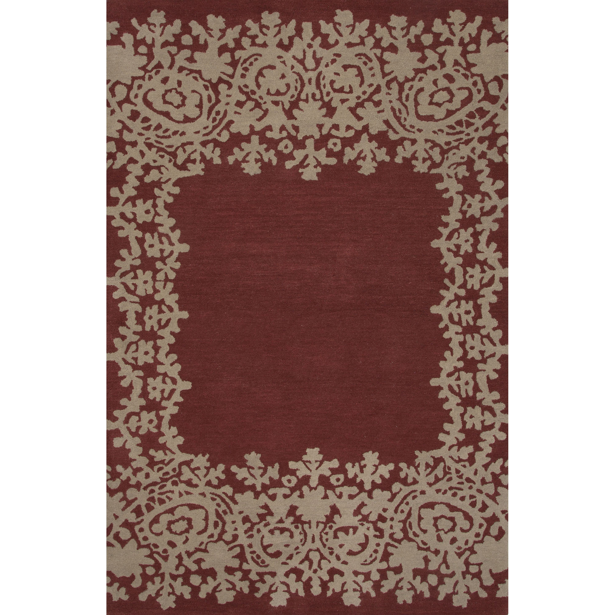 JAIPUR Rugs Traditions Made Modern Tufted 8 x 11 Rug - Item Number: RUG122203