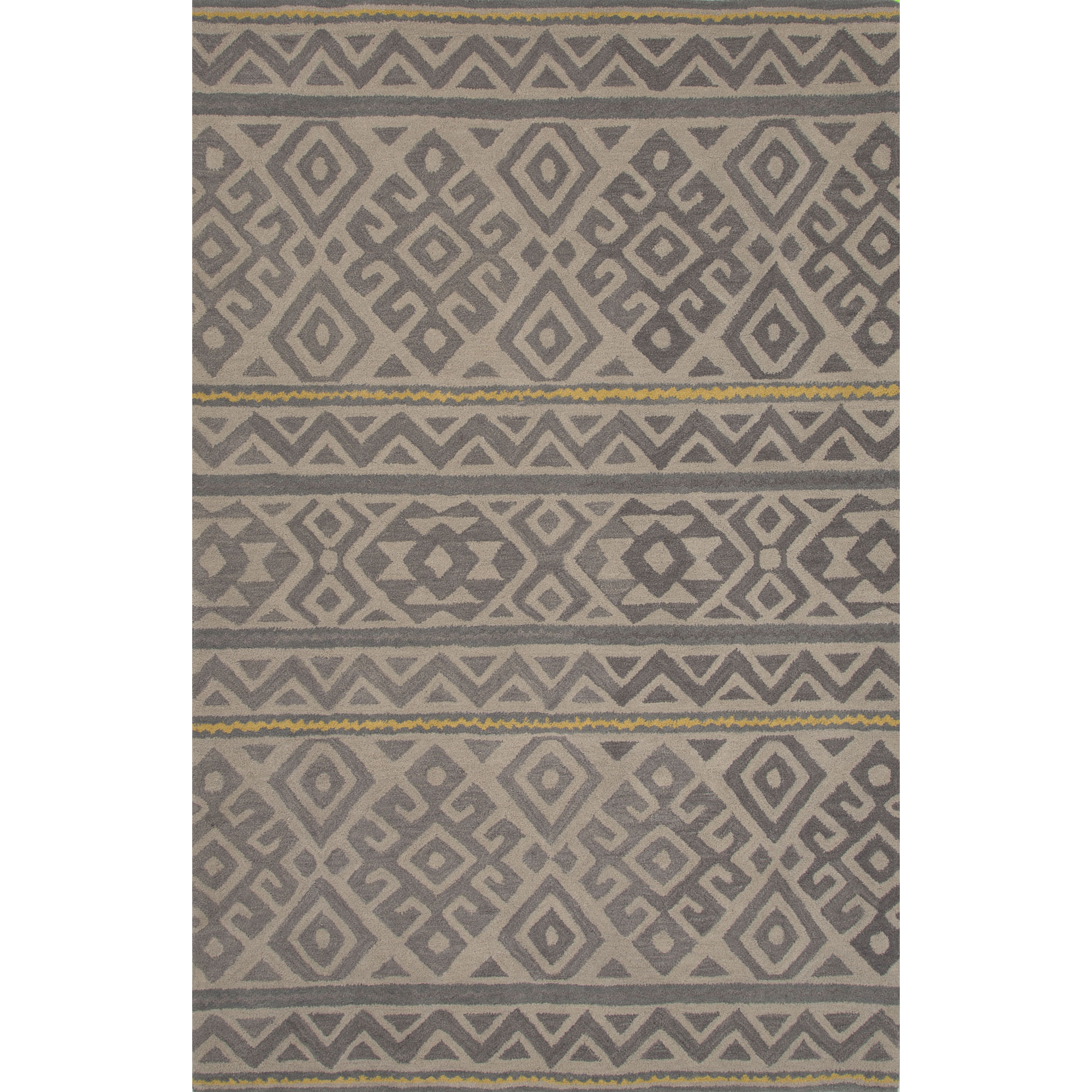 JAIPUR Rugs Traditions Made Modern Tufted 8 x 11 Rug - Item Number: RUG122209