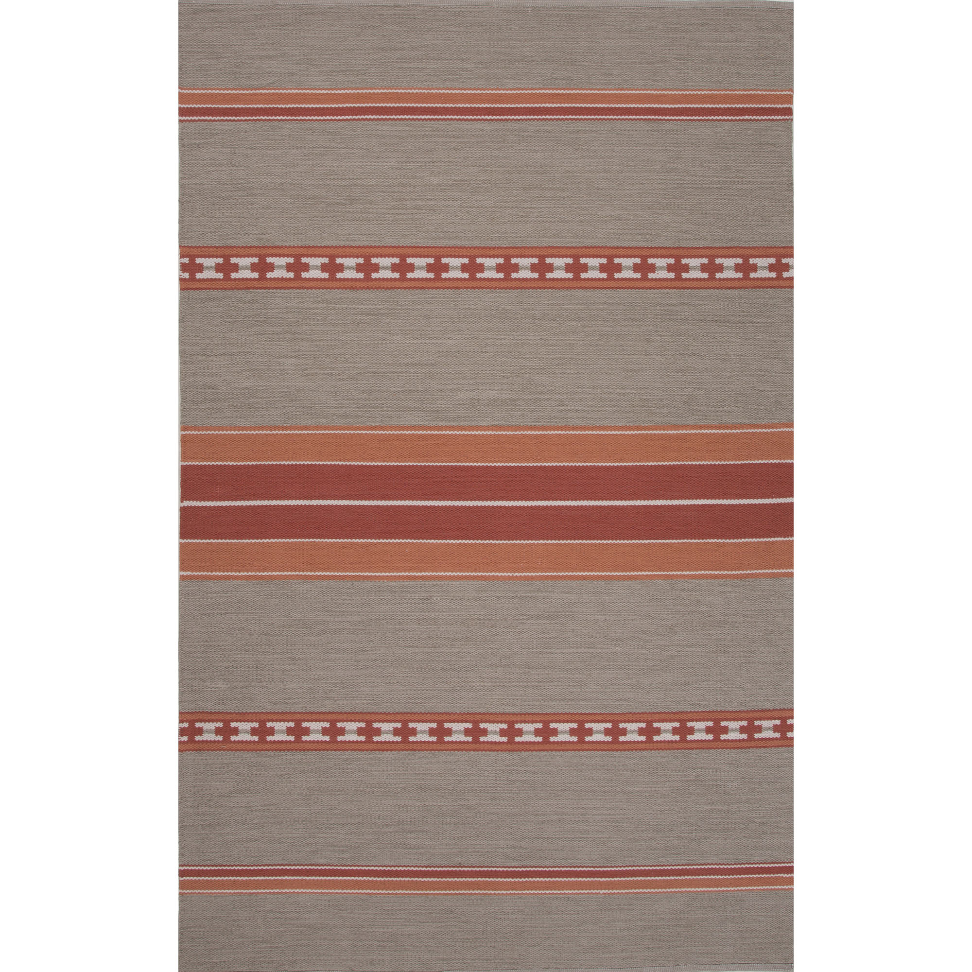 JAIPUR Rugs Traditions Modern Cotton Flat Weave 5 x 8 Rug - Item Number: RUG120652