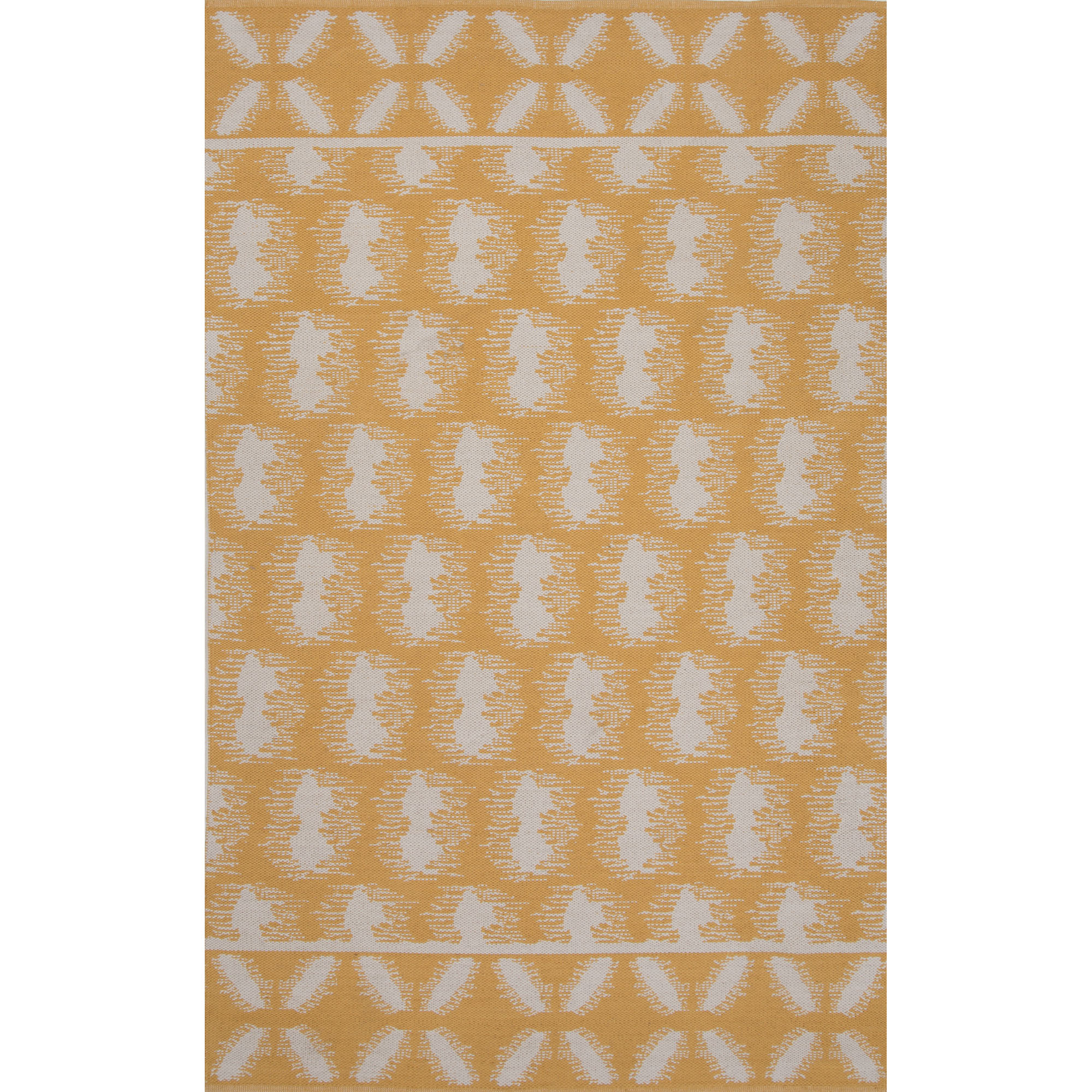 JAIPUR Rugs Traditions Modern Cotton Flat Weave 5 x 8 Rug - Item Number: RUG120666