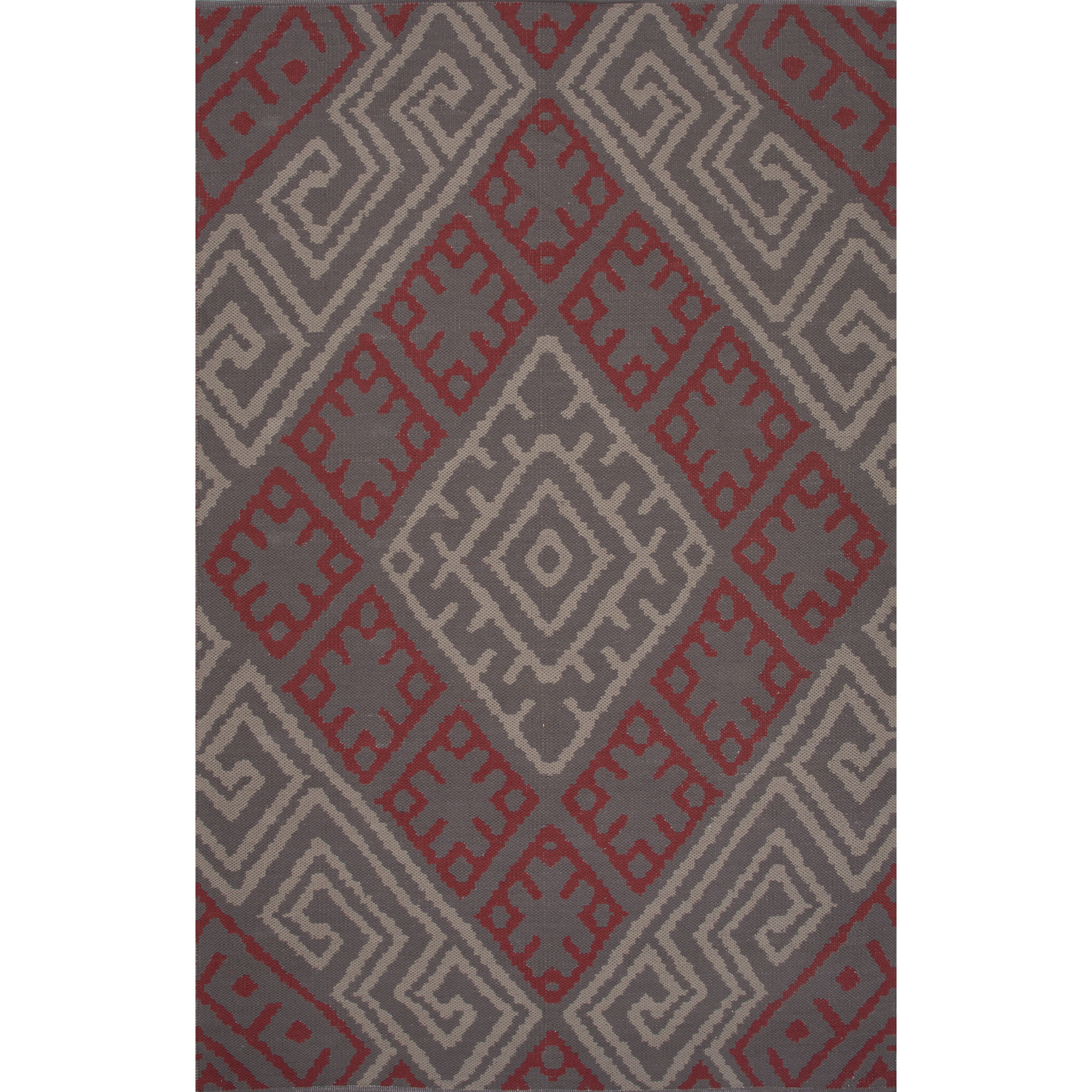 JAIPUR Rugs Traditions Modern Cotton Flat Weave 5 x 8 Rug - Item Number: RUG120669