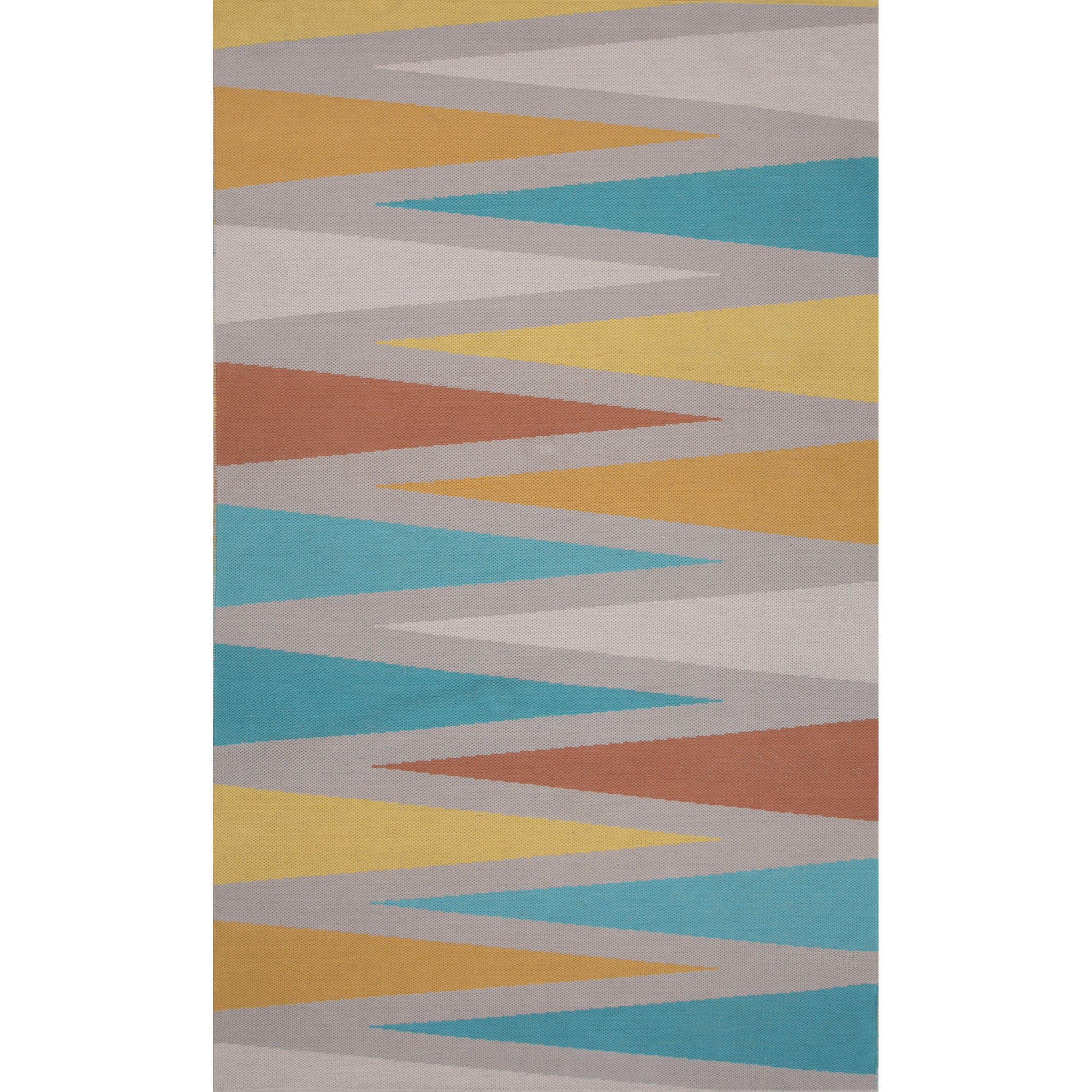 JAIPUR Rugs Traditions Modern Cotton Flat Weave 8 x 11 Rug - Item Number: RUG122223