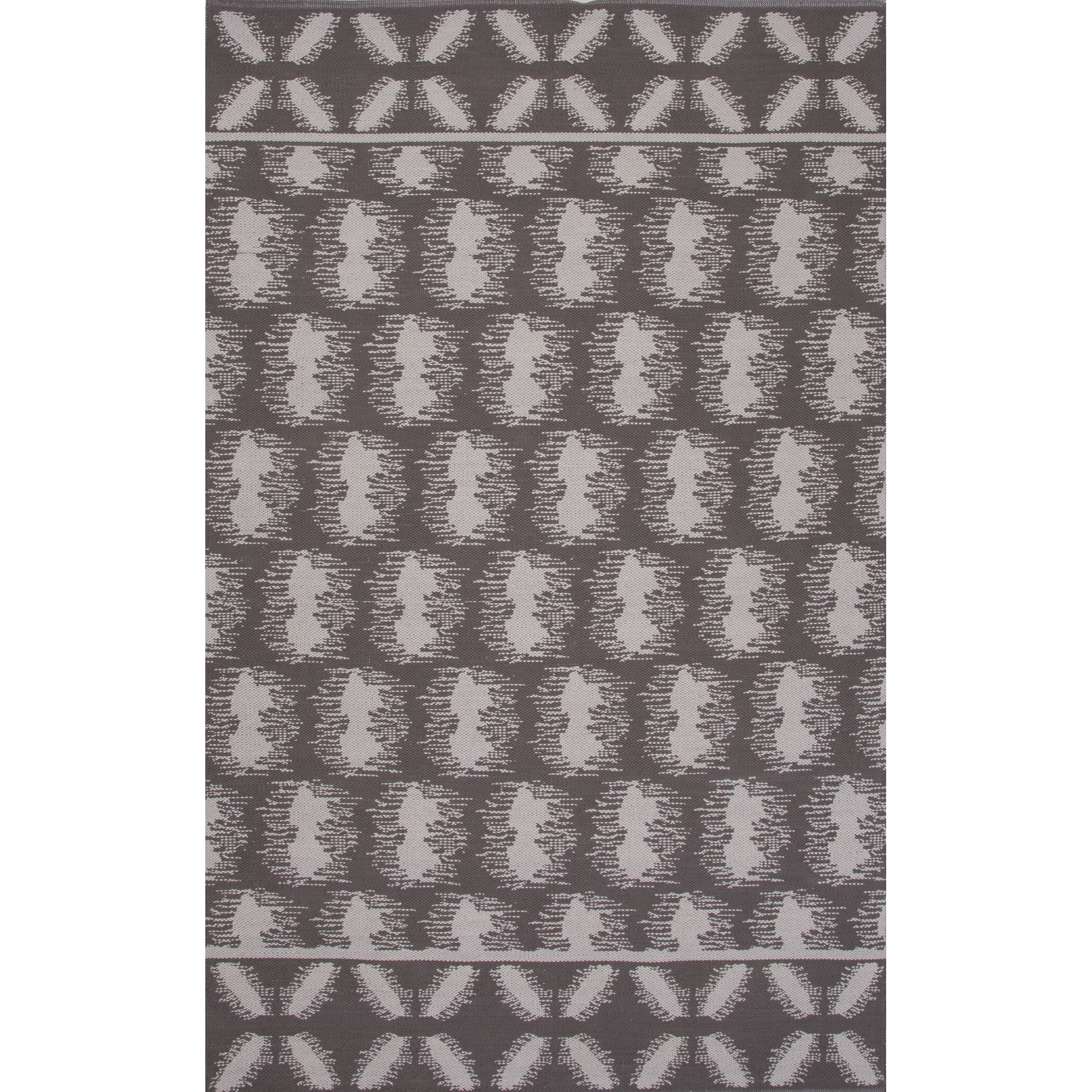 JAIPUR Rugs Traditions Modern Cotton Flat Weave 8 x 11 Rug - Item Number: RUG122229