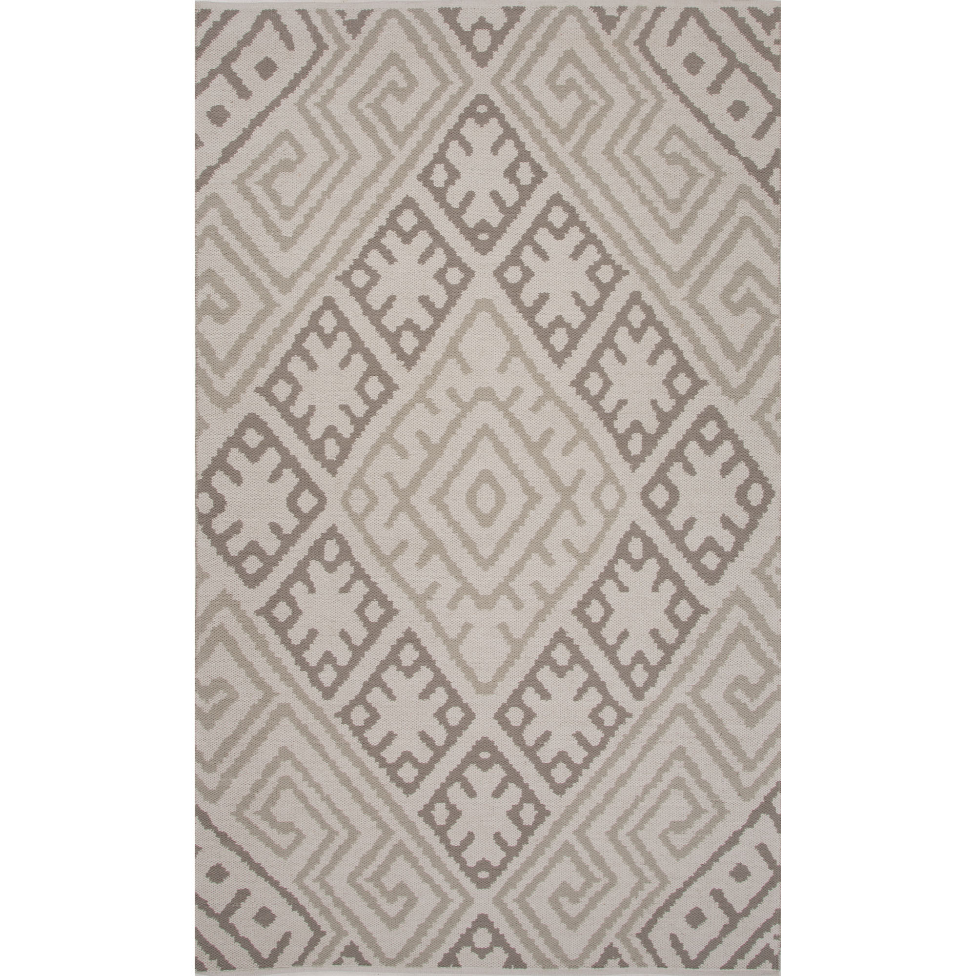 JAIPUR Rugs Traditions Modern Cotton Flat Weave 8 x 11 Rug - Item Number: RUG122237